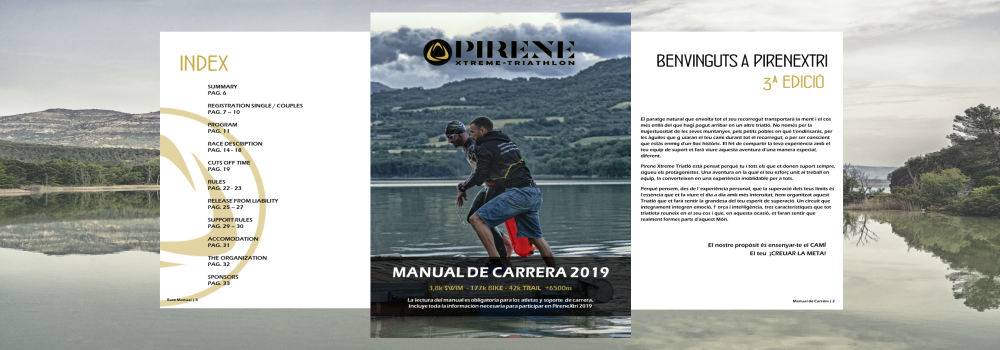 PireneXtri Manual de Carrera 2019
